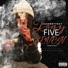 TrayFIVESEVEN CashBoyTray front cover