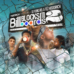 Blocks to Billboards 2 TezHoodrich front cover