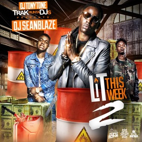 Lit This Week 2 DJ Seanblaze front cover