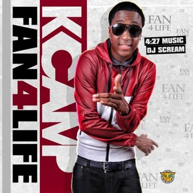 Fan 4 Life K Camp front cover