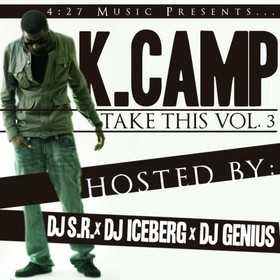 Take This 3 K Camp front cover