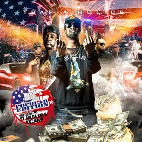 Trap Music: Popular Edition (Hosted By Sy Ari Da Kid & K Camp) Trap-A-Holics front cover