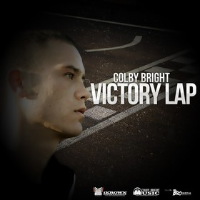 Victory Lap Colby Bright front cover