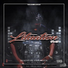 Lituation Pt.3 DjHunnitK front cover