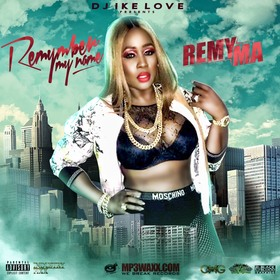 Remymber My Name Remy Ma front cover