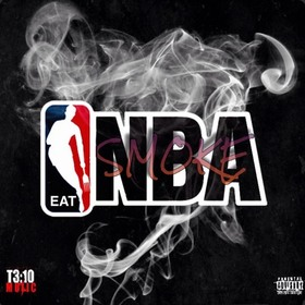 NBA Smoke Eat'Em front cover