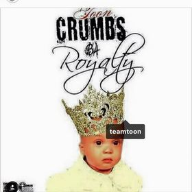 Crumbs B4 Royalty Team Toon front cover