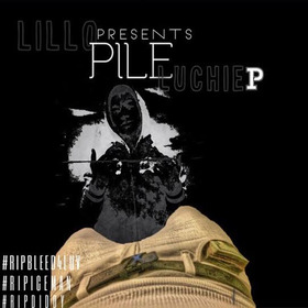 Pile Luchie Ep DJ Benji front cover