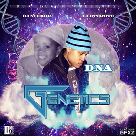 Genetics D.N.A (Diverse N' Artistic) front cover