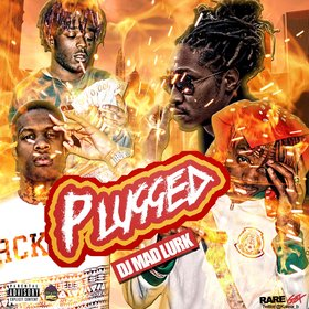 Plugged DJ Mad Lurk front cover