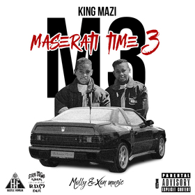 Maserati Time 3 King Mazi front cover