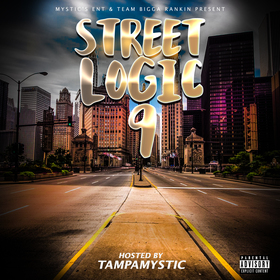Street Logic 9 Tampa Mystic front cover
