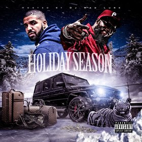 Holiday Season DJ Mad Lurk front cover