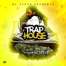 Trap House BC Steve front cover