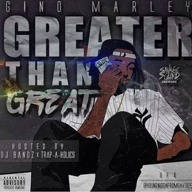 Greater Than Great Gino Marley front cover