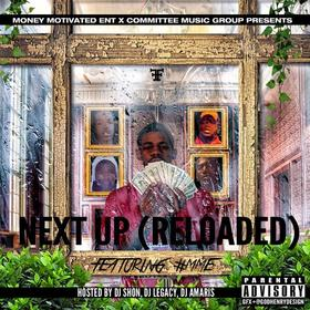 Next up Reloaded Young Mack front cover