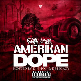 Amerikan Dope DJ Legacy front cover