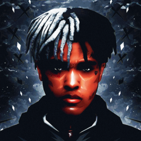 XXXTentacion Chill Songs Kiezly front cover