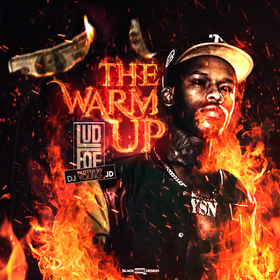 The Warm Up (Lud Foe) DJ Young JD front cover