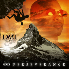 Perserverance DMT The Rapper front cover