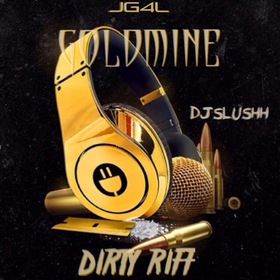 Gold Mine Dirty Riff front cover