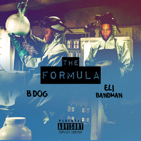 The Formula B Dog 1040 front cover