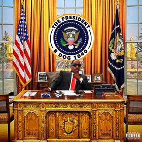 The President B Dog 1040 front cover