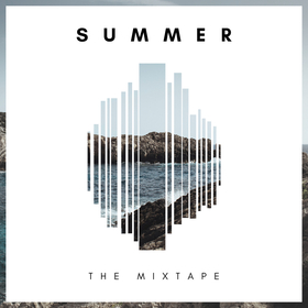 SUMMER - The mixtape new rap game front cover
