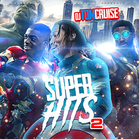 Super Hitz 2 DJ Tom Cruise front cover