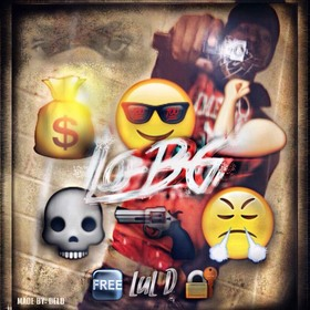 LOBG - No Name MellDopeAF front cover