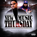 New Music Thursday Vol. 1 Hosted By DJ Slikk Fliptown King front cover