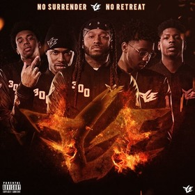 Montana Of 300 & FGE No Surrender No Retreat Vol. 1 TyyBoomin front cover