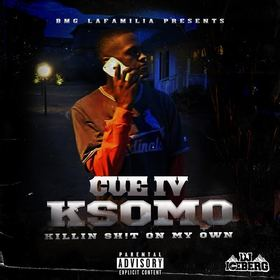K.S.O.M.O. Cue IV front cover