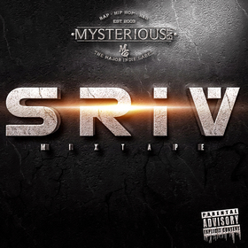 SRIV Mysterious Entertainment front cover