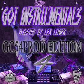Got Instrumentals GC54PROD Edition 4 GC54PROD front cover