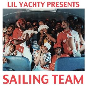Lil Yachty & Sailing Team - Sailing Team Boat TyyBoomin front cover
