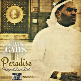 Kevin Gates - GOLD Paradise TyyBoomin front cover