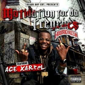 Motivation For Da Trenches Ace Xartel front cover