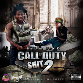 Call Of Duty Shit 2 Party Pack front cover