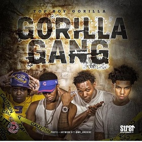 TBG - Gorilla Gang TyyBoomin front cover