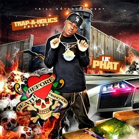 Death Before Dishonor Lil Phat front cover