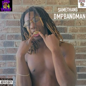 Same Thang (single) DMP  front cover