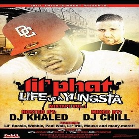 Life Of A Yungsta Lil Phat front cover