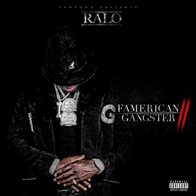 Famerican Gangster 2 Ralo front cover