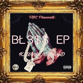 FBE : BLE$$ EP devybabi / DevyD front cover
