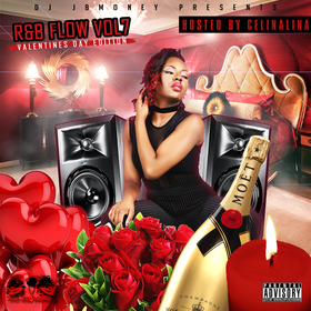 DJ JB MONEY PRESENTS R&B FLOW VOL 7 DJ Culinary front cover