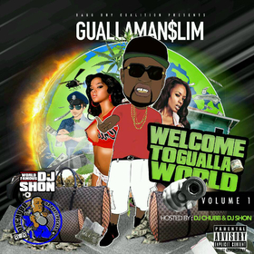 Welcome To Gulla World V1 GuallaMan$lim front cover