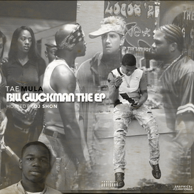 Bill Gluckman The EP Tae Mula front cover