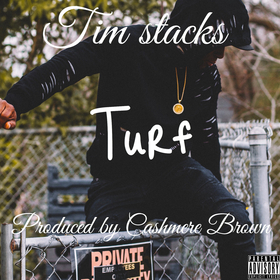 Tim Stacks-Turf Deejaytrap front cover