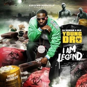 I Am Legend Young Dro front cover